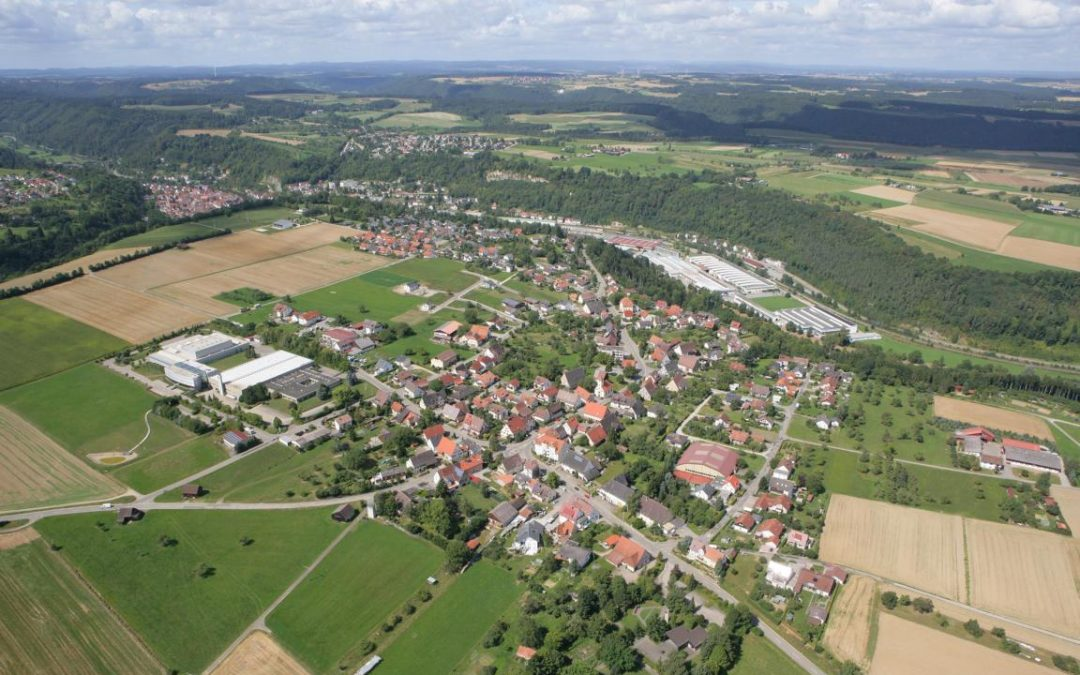 Luftbild Holzhausen 2015